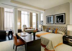 Kelly Hoppen Hotel's suite