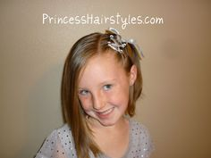hairstyles for teens girls | Hairstyles For Girls - Hair Styles - Braiding - Princess Hairstyles