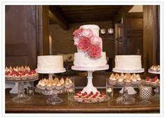 Image result for ALL THE PASTEL MINI velvet CAKES at jen's cakes and cake elegance