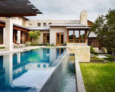 Hill Country Contemporary by Furman Keil Architects
