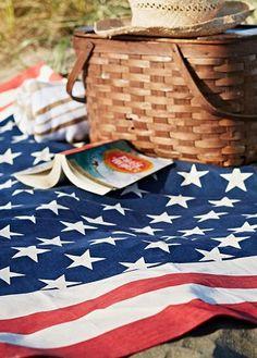 Patriotic picnic