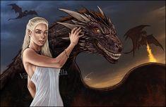 Daenerys by VinRoc