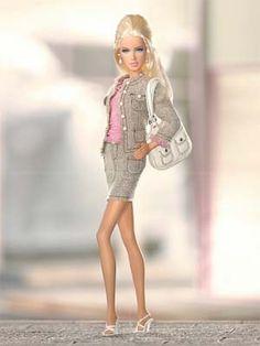 Love this Barbie!
