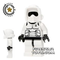 LEGO Star Wars Mini Figure - Scout Trooper