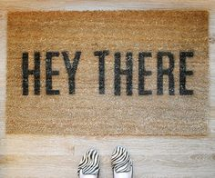 76 Crafts To Make and Sell - Easy DIY Ideas for Cheap Things To Sell on Etsy, Online and for Craft Fairs. Make Money with These Homemade Crafts for Teens, Kids, Christmas, Summer, Mother's Day Gifts. |  Witty Welcome Doormat  |  diyjoy.com/crafts-to-make-and-sell