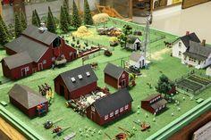 Carnegie Cultural Center  Uncle Joe's Farm Display