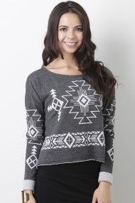 Tribal View Top