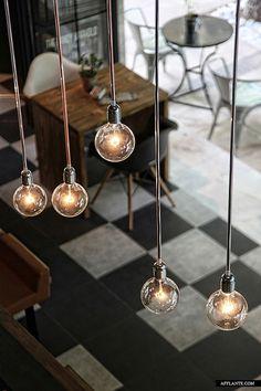Industrial style lighting |Decorating desires | Kim Gray Lifestyle BlogKim Gray Lifestyle Blog