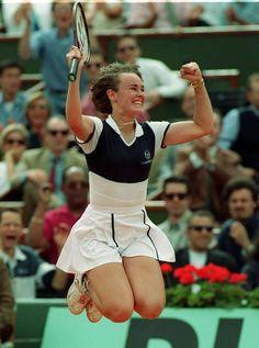 1997 wird Martina Hingis NR.1 !! 16-jährig !!