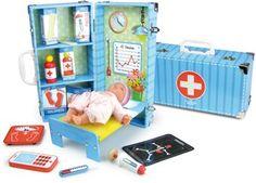super artsenkoffer met genezende kracht Vilac | kinderen-shop Kleine Zebra