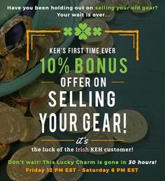 Sell your old gear to KEH for an additional 10% cash back (coupon code included) | Nikon Rumors