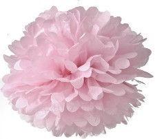 ***Pom Pom 15 inch-Light Pink