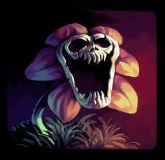 UNDERTALE | Scary Flowey