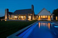 Skyfall - 2014 Showcase of Homes - nighttime dip in the pool, anyone?