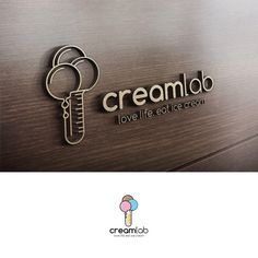 Nitrogen Ice Cream brand/store concept by AnyP_73
