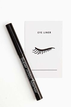 NYX Skinny Eyeliner | Shop Accessories at Nasty Gal