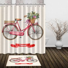 "72//79/"" Waterpoof Fabric Bathroom Shower Curtain Liner Set Moon Jesus Pattern"