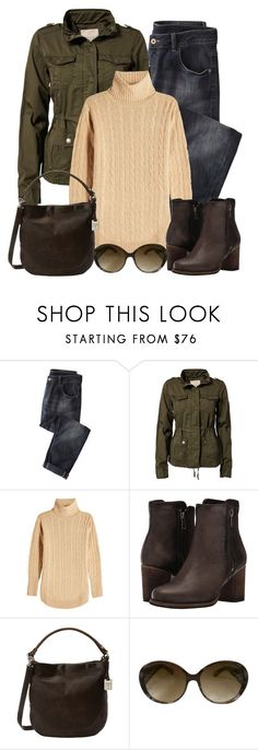 """Untitled #1597"" by gallant81 ❤ liked on Polyvore featuring Wrap, Rut&Circle, Polo Ralph Lauren, Frye and Marc Jacobs"