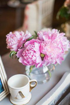 Peonies at the Bloom Workshop @michaelanoelle bloomtheworkshop.com
