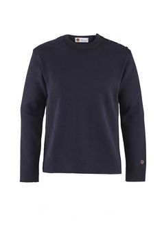 St Hermine Sweater in Marine Looks Great, Men Sweater, Pullover, Sweatshirts, Coat, Fabric, Sleeves, Sweaters, Shopping