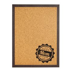 Cork Board Vintage Print Beste Mama, Cork Boards, Vintage Prints, Mom, Design, Memories, Cork Panels, Mothers