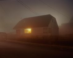 Todd Hido - Homes at night