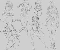ArtStation - doodles&sketches, Nico Wright