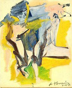 Willem de Kooning | @ Hirshhorn Museum and Sculpture Garden