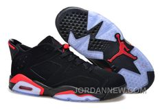 http://www.jordannew.com/mens-air-jordan-6-low-black-infrared-23black-for-sale-authentic.html MENS AIR JORDAN 6 LOW BLACK/INFRARED 23-BLACK FOR SALE CHEAP TO BUY Only 84.15€ , Free Shipping!