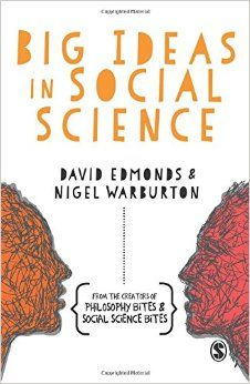 A collection of thought-provoking discussions that span the fields of sociology, politics, economics, criminology, geography and many more.From the people who brought us the Philosophy Bites series, Big Ideas in Social Science is a fascinating and accessible introduction to the key ideas and findings of the social sciences.