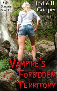 9 best books ive written images on pinterest paranormal romance vampires forbidden territory sdh summer camp 2 ya paranormal romance fandeluxe Images
