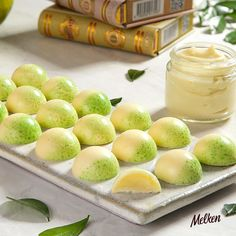 Cantaloupe, Cooking, Adora, Business, White Chocolate Truffles, Chocolate Candies, Sweet Recipes, Sweet Like Candy, Apple Filling