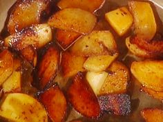Roasted Turnips recipe from Mario Batali via Food Network