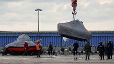 ponorka, ktorá hľadala v Čiernom mori zvyšky po lietadle Tu-154