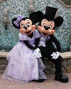 Minnie and Mickey :)