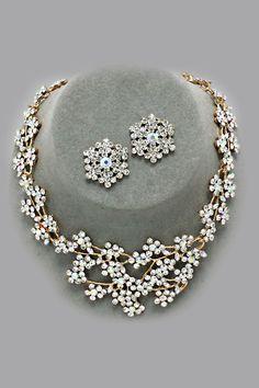 Crystal Rafaela Necklace