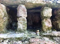 Descubriendo ruinas | Geekoteca Labs | Lego
