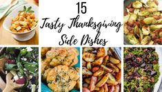 15 Tasty Thanksgivin