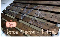 DaPri   Home Decor (DIY) - Painel