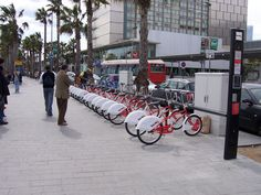 Estacio bicing bcn - List of bicycle sharing systems - Wikipedia, the free encyclopedia