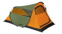 Setting up a tent has never been easier! The Mantica employs a state-of-the-art inner tension frame technology that pops open instantly. Hardly any assembly is required. At only 4.5 pounds (5 pounds with metal stakes), this tent offers lightweight po