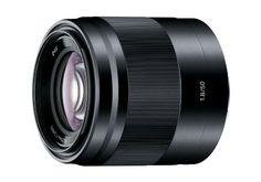 Amazon.com : Sony SEL50F18/B 50mm f/1.8 Lens for Sony E Mount Nex Cameras (Black) : E Mount Lenses : Camera & Photo