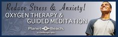 Stress & Anxiety Reduction    What good is a relaxed body if your mind is still running at full speed? Our stress reduction therapies are designed to provide you with the mental break you need to find clarity and focus for the rest of the day. So take a break, clear your mind and let the stress just melt away.