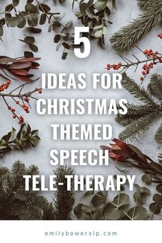 It's officially December, which means that it's almost Christmas! All of my students' families celebrate Christmas, which is why I'm able to have Christmas themed sessions for my entire caseload! **insert happy dance here* Planning themed activities for tele-therapy sessions can be difficult. How do you keep things fun and Christmas-y? Here are some of my ideas – I hope it's helpful! Life Skills Activities, Speech Therapy Activities, Language Activities, Free Online Christmas Games, Christmas Books, Christmas Themes, Christmas Speech Therapy, Happy Dance, Christmas Activities