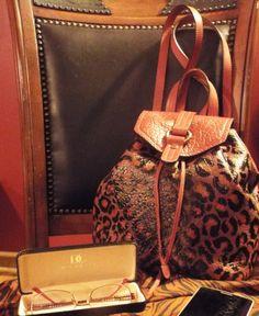 Womens Handbag Genuine Leather Art Leopard Skin Purse Shoulder Tote Bag Satchel