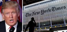 NY Times Just Admitted It Hid Trump-Russia Story From Public At FBI�s Request