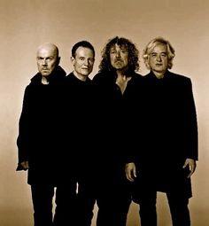 Jason Bonham, John Paul Jones, Robert Plant, Jimmy Page/ Led Zeppelin  https://www.facebook.com/EverythingGuitar01