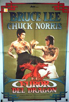 Return of The Dragon Bruce Lee Bruce Lee 1973 Movie Poster 1260 | eBay