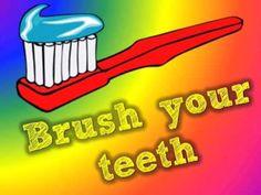 Brush Your Teeth (Brush Them) song - YouTube courtesy O'Fallon dentist monticellodental.com