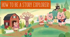 """New post! Be a story explorer this summer and never hear """"I'm bored"""" again: http://www.storytimemagazine.com/news/stuff-we-love/how-to-be-a-story-explorer/"""
